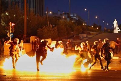 Greek Protests