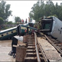 Gujranwala Train Accident