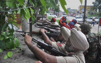 Gurdaspur Incident