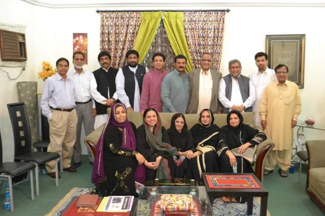 Halqa Fikr-o-Fun Meeting