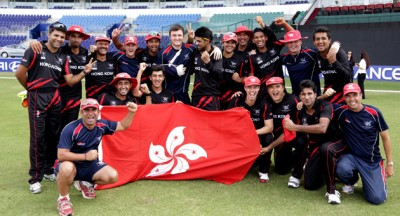 Hong Kong Cricket Team