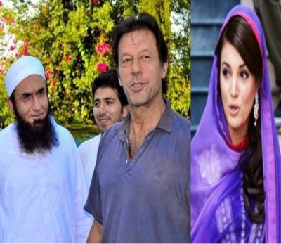 Imran Reham And Tariq Jamil