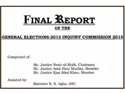 Judicial Commission Report