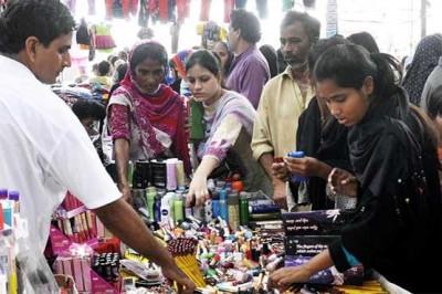 Karachi Eid Shopping