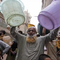 Karachi Water Crisis