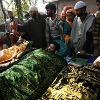 Kashmiri Muslims Killed