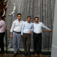 Malik Shahbaz With Friends