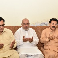 Mian Irfan Siddiq Father Death Express Condolences