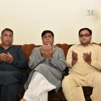 Mian Irfan Siddiq Father Death Express Condolences