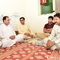 Mian Irfan Siddiq Father Death Expressed Condolences (7)