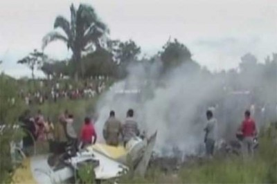 Military Helicopters Destroyed