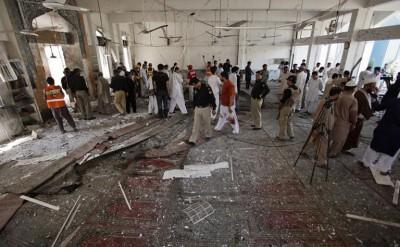 Mosque Attack
