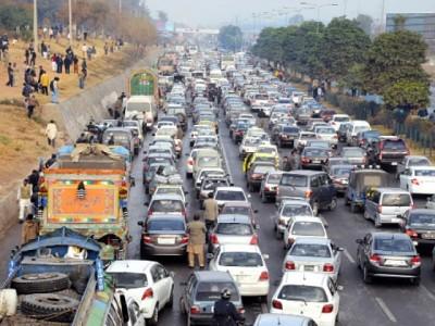 Murree Traffic