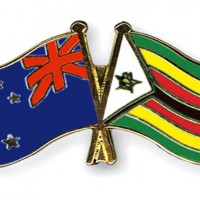 New Zealand and Zimbabwe