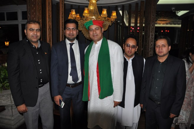 Newly Elected Presidents Honor Iftar Dinner