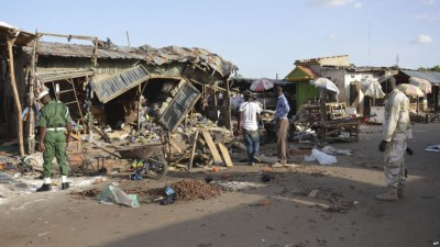 Nigeria Market Bombing