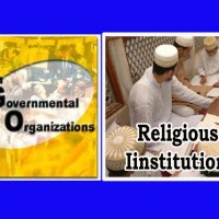 Nongovernmental Organizations Religious Institutions