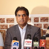 ch shaheen press confrance