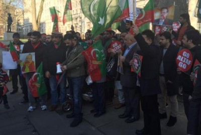 PTI  London  Demonstrated