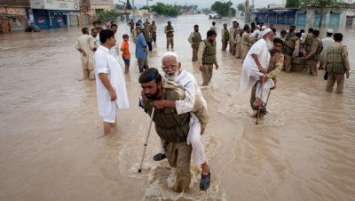 Pak Army Flood Rescue