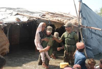 Pakistan Army's Flood Relief