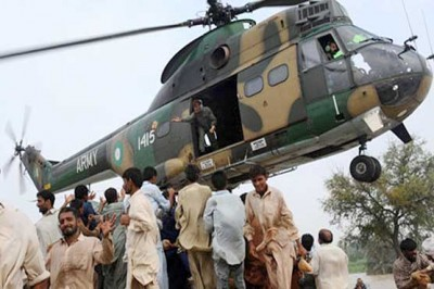 Pakistan Army, Flood Relief