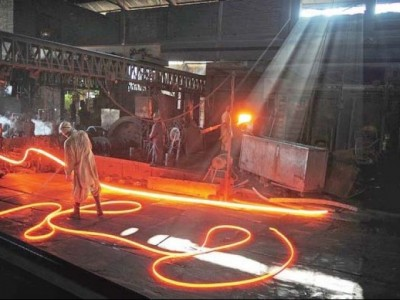 Pakistan Steel Mill