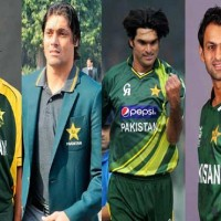 Pakistani Players