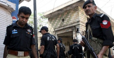 Pehawar Police