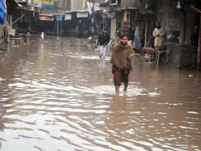 Peshawar Rainfall