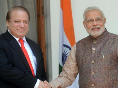 Prime Ministers of India and Pakistan Met