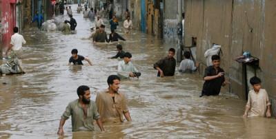 Punjab Rain Water