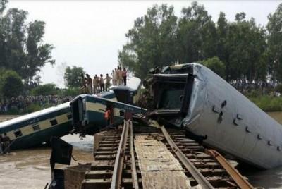 Railway Train Accident