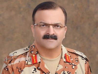 Rangers DG Major General Bilal Akbar