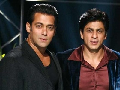 Salman Khan and Shah Rukh