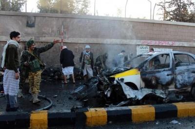 Sanaa Blast