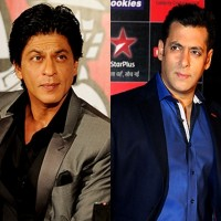 Shah Rukh And Salman Khan