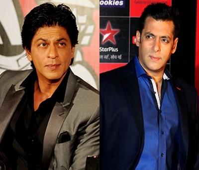 Shah Rukh And Salman Khan