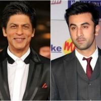 Shah Rukh Khan and Ranbir Kapoor