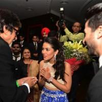 Shahid Kapoor, Wedding Reception