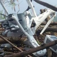Spy Plane Shot Down