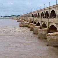 Sukkur Barrage