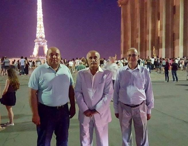 Syed Khurshid Shah Ttour In Paris