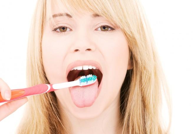 Tongue Brush