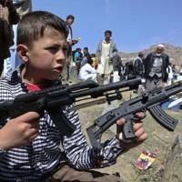 Toy Guns Afghanistan