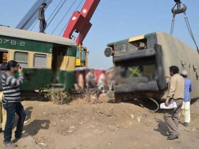 Trains Bogies Falls