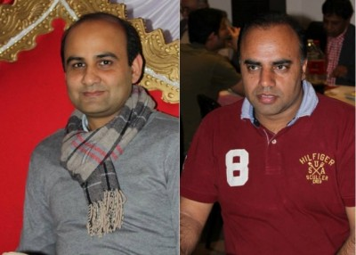 Imran Arif and Sohail Bahdr