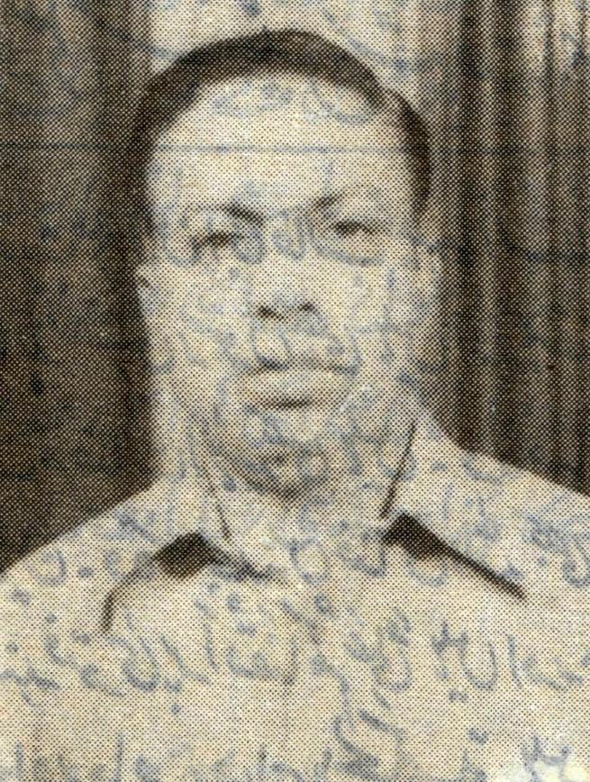Jenab Wasi Khan Sahib