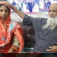 Abdul Sattar With Geeta