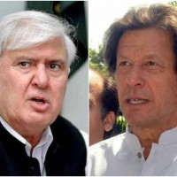 Aftab Ahmed Khan And Imran Khan